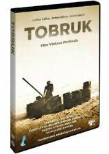 Tobruk 2008 Czech WW2 film DVD English French, Spanish subtitles Vaclav Marhoul