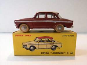 "Dinky Toys - simca ""aronde"" P.60"
