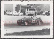 III Vintage Photo Morgan Plus 4 Race Car 683801