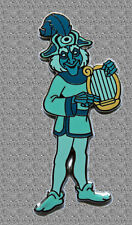 Haunted Mansion Friday the 13th Pin - Ghostly Quintet Harpist Only