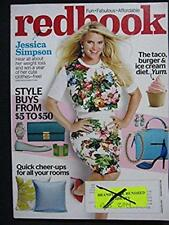 Redbook Magazine February 2014 - Jessica Simpson Talks About Her Weight Loss -..