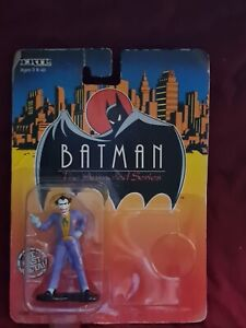 Ertl Batman: The Animated Series - JOKER Diecast Metal figure model MOC