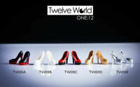 "TWTOYS 1/12 High Heels Hollow Shoes TW09 Fit 6"" Phicen Female Action Figure Body"