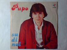 """PUPO Su di noi 7"""" PAOLO BARABANI DONATELLA MILANI FESTIVAL DI SANREMO 1980 80"""