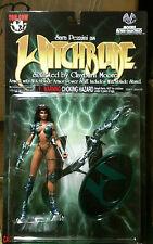 Mac: Witchblade Serie 1 Set Completo De 4 figuras de acción, versiones originales, MIP