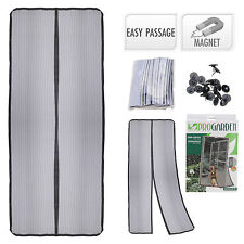 Mesh Insect Repellent Door Screen Magnetic Insect Fly Mosquito Bug Door Curtain