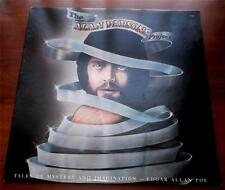 Alan Parsons Project  Tales Of Mystery Edgar A Poe 1977  2oth Century T739  VG++