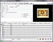 EzStamp Czechoslovakia Stamp Inventory Software SCOTT #'s +Over 4430 Images