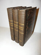 Filosofia - Storchenau : Institutiones Metaphysicae + Logica - Napoli 1826 5 vol