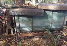 Bean orchard sprayer hit miss Whitte 1-1/2 hp gas engine