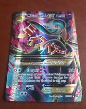 Pokemon TCG STEAM SIEGE M GARDEVOIR EX 112/114 Holo Card FULL ART RARE