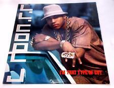 """LL Cool J I'm That Type Of Guy 1989 Def Jam 68792 Hip Hop 12"""" 33 rpm EP VG"""