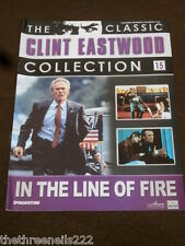 CLINT EASTWOOD COLLECTION # 15 - IN THE LINE OF FIRE