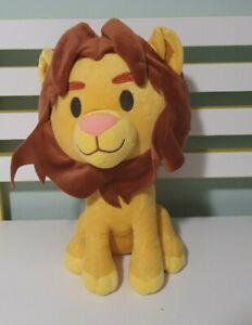 SIMBA PLUSH TOY DISNEY CHARACTER TOY LION KING 30CM