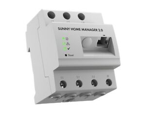 SMA Sunny Home Manager 2.0 mit Ethernet HM-20