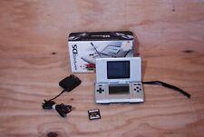 Nintendo DS con Trasformatore Giochi Metroid Hunter/Versione USA