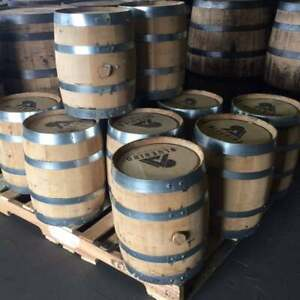 5 Gallon Whiskey Barrel for Home Brewing and Aging. American Oak