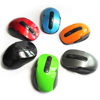 2.4G Wireless Optical Mouse/Mice & Mini USB Receiver for PC Laptop/Notebook