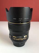 Nikon Nikkor AF-S 35mm F/1.4 G (FREE RETURNS)