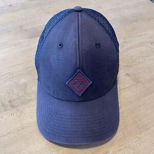 Patagonia Alpine Cone Trucker Hat - Very Good - Classic Navy - 2015