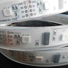 1M 32LEDs/M LPD8806 RGB LED Strip Light Waterproof Addressable Full Color 5V