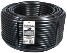 Poly Drip Tubing 1/2 in. x 500 ft. Water Pipe Garden Irrigation Sprinkler System