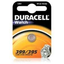 DURACELL D399/395 Batteria a bottone in Ossido d'Argento (SR57, SR927W, SR927SW