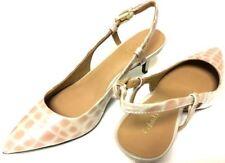 Calvin Klein Buckle Synthetic Heels for Women