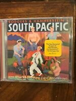 Rogers And Hammerstein's South Pacific The New Broadway Cast Recording Cd NEW