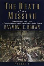 Death of the Messiah Volume 2 (Anchor Bible Reference)