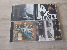 Carole King 4 CD Musik Sammlung Jazzman Tapestry The Carnegie Hall Concert