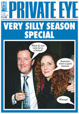 PRIVATE EYE 1294 - 5 - 18 Aug 2011 - Piers Morgan Rebekah Brooks - VERY SILLY SE
