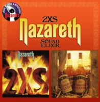 Nazareth : 2xs/Sound Elixir CD (2011) ***NEW*** FREE Shipping, Save £s