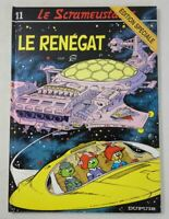 Edition Spéciale - Le Scrameustache - Tome 11 - Le renégat - GOS - DUPUIS 1997