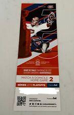 unused season hockey tickets Montreal Canadiens Patrick Roy