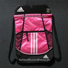 ADIDAS Alliance II Sackpack **Brand New with Tag** Gymsack Backpack Bag