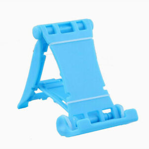 Cell Phone Stand May Adjustable Folding for iPhone iPad Tablet Mobile 4 Color