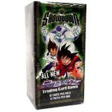 1x  Showdown: Booster Box New Sealed Product - Dragon Ball Z Score (2005)