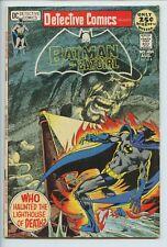 1971 DC DETECTIVE COMICS #414 NEAL ADAMS , BATGIRL BACKUP STORY  FN/VF  S3