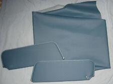 1973-77  cutlass  sun visors and headliner dark blue
