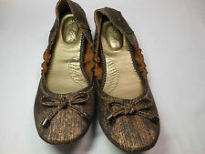 Soft Style Hush Puppies Shoes Ladies Slip On Size 8