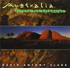 David Anthony Clark-Australia (Beyond the Dreamtime) white CLO 'ud CD 1995 OVP