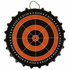Magnetic Bottle Top Dartboard Darts Adult Alcohol Drinking Family Party Fun Game