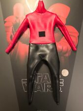 Hot Toys Star Wars Praetorian Guard DB Black & Red Under Suit loose 1/6th scale