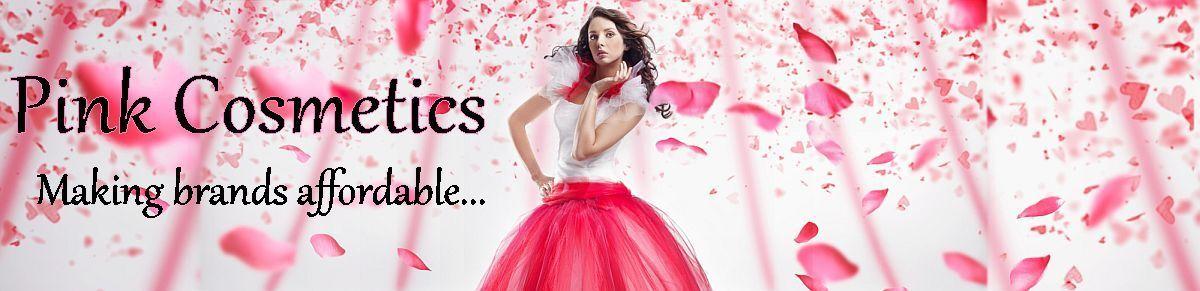 Pink Cosmetics Online