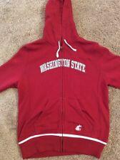 Women's Nike Washington State Cougars Hoodie Sweater Medium NCAA