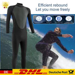3mm Herren Damen Neopren Surfanzug Neoprenanzug Sonnen Kälteschutz Schwimmanzug
