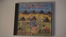 Little Creatures - Talking Heads 1985 Japan Target CD Excellent Cond Audiophile