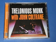 Thelonious Monk with John Coltrane - CD SIGILLATO