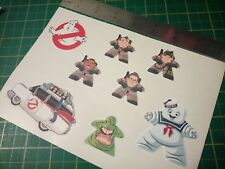 Ghost busters sticker set